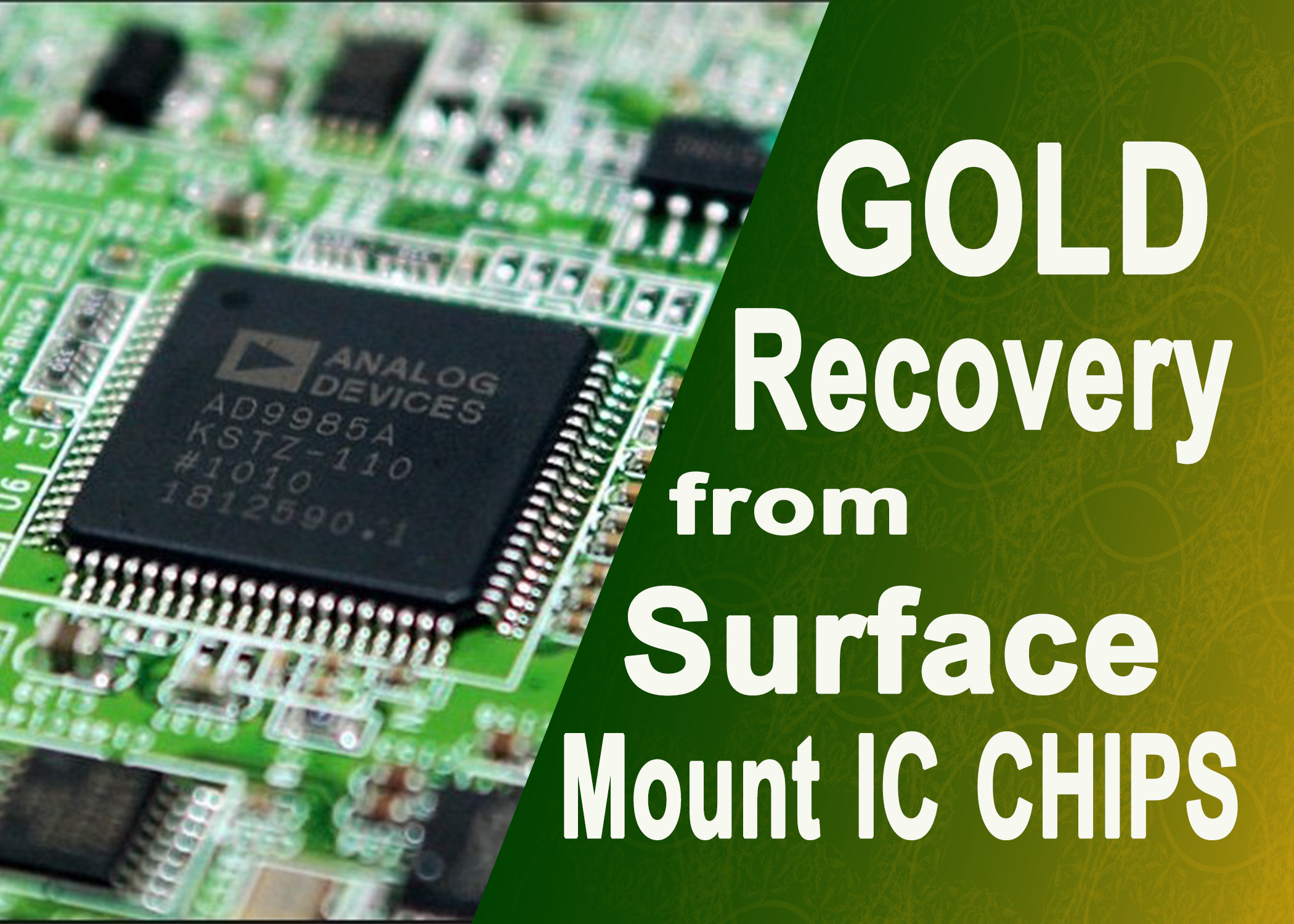 ic chips recycling