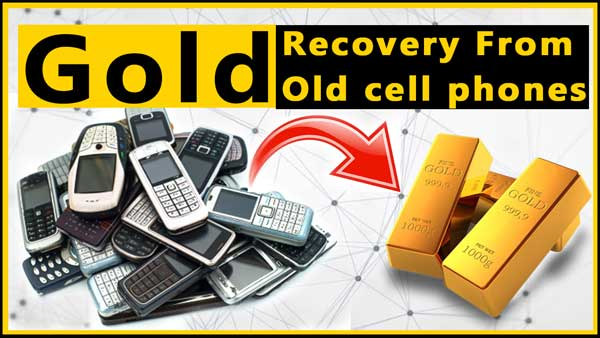 Photo of Cell Phone Recycling