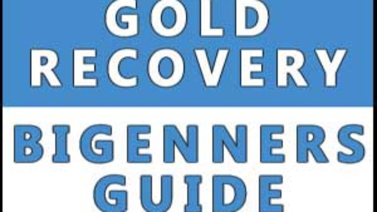 Gold Recovery Chemicals | E-waste recycling beginners guide