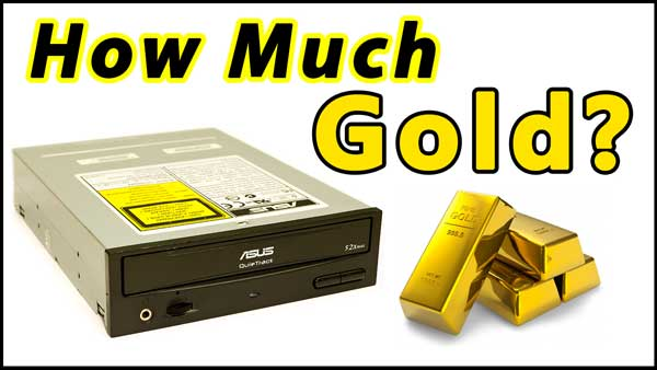 gold in cd roms