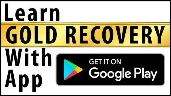 gold recovery app