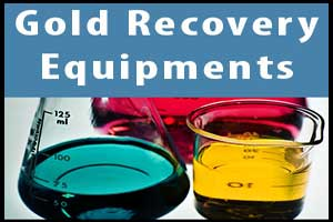 gold recovery equipment