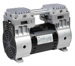 gold recovery vacuum pump