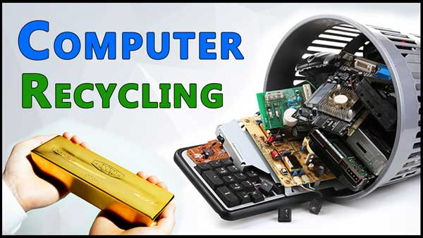 Photo of Computer Recycling