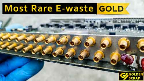 Photo of The Most Rare E-waste